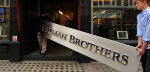 lehman brothers bankruptcy sign