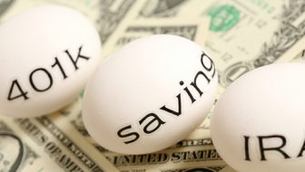 401k savings ira nest egg