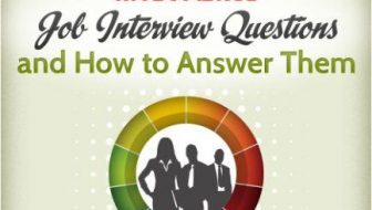 How To Answer The Most Asked Interview Questions [Infographic]
