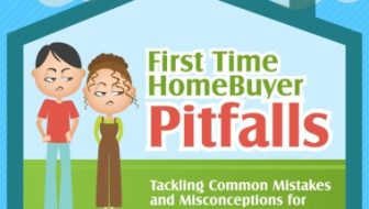 First-Time Home Buyer Pitfalls [Infographic]