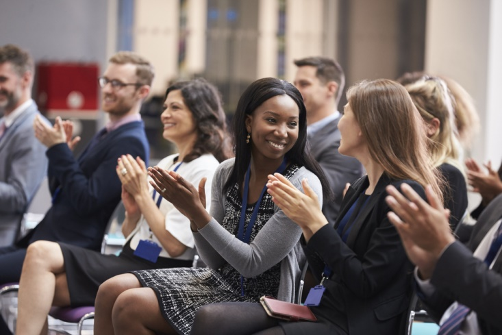 A motivational speaker can inspire your employees